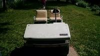 1970s Cushman Golf Cart